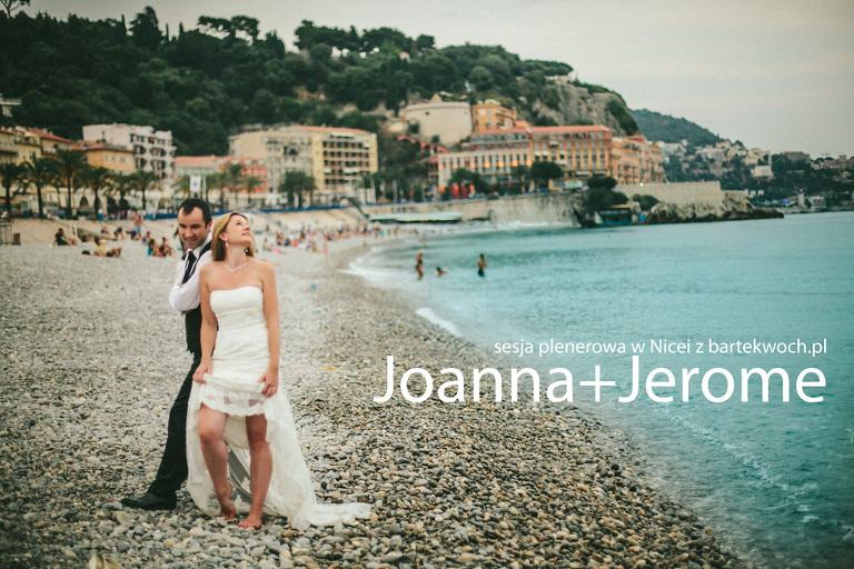 fotografia ślubna, ślub, wesele, slub, zabawa, wedding, party, 0686(pp_w768_h512) Joanna+Jerome i sesja plenerowa w Nicei