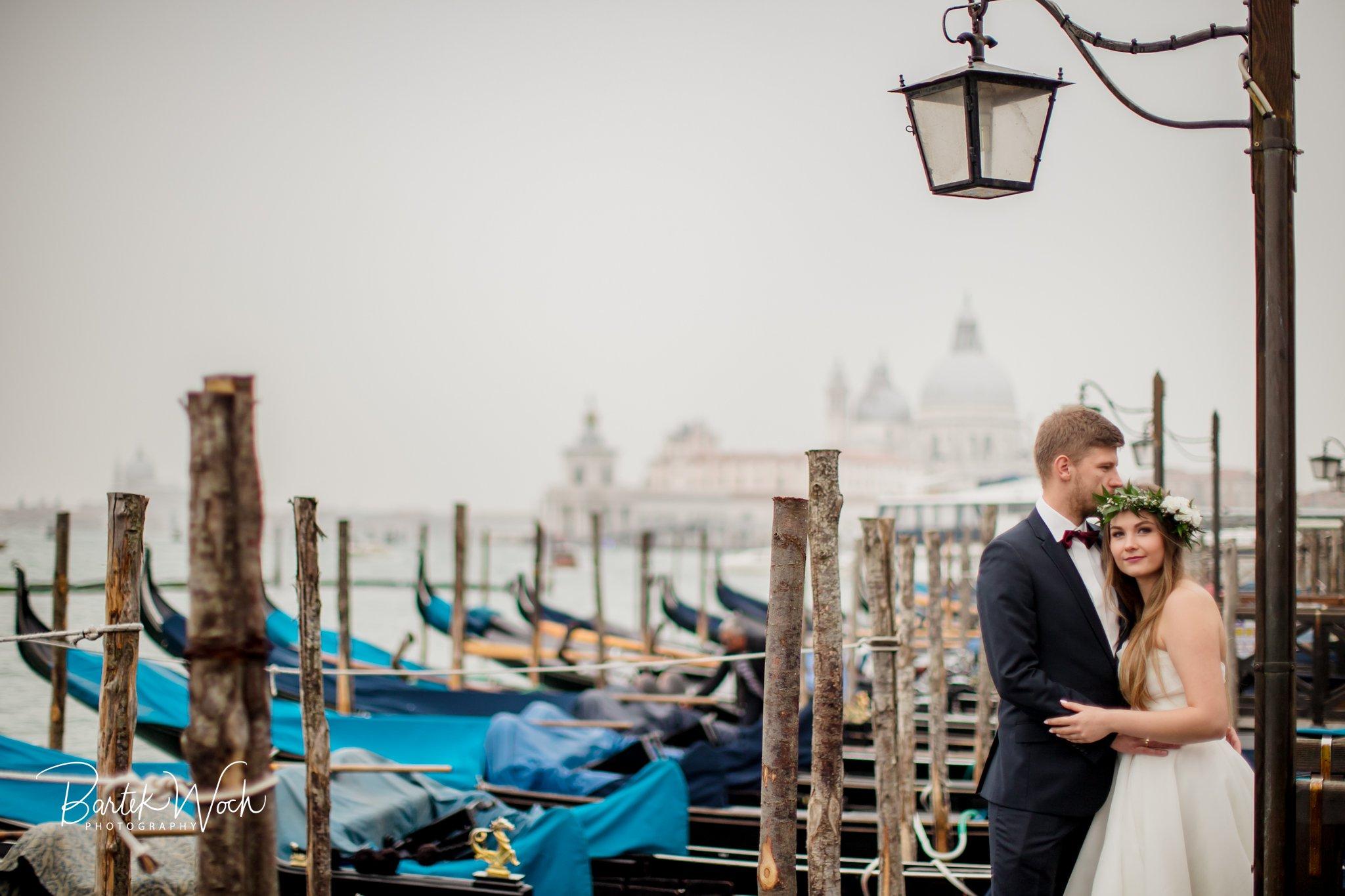 fotografia ślubna, ślub, wesele, slub, zabawa, wedding, party, 0203 Patrycja+Dawid i sesja portretowa w Wenecji