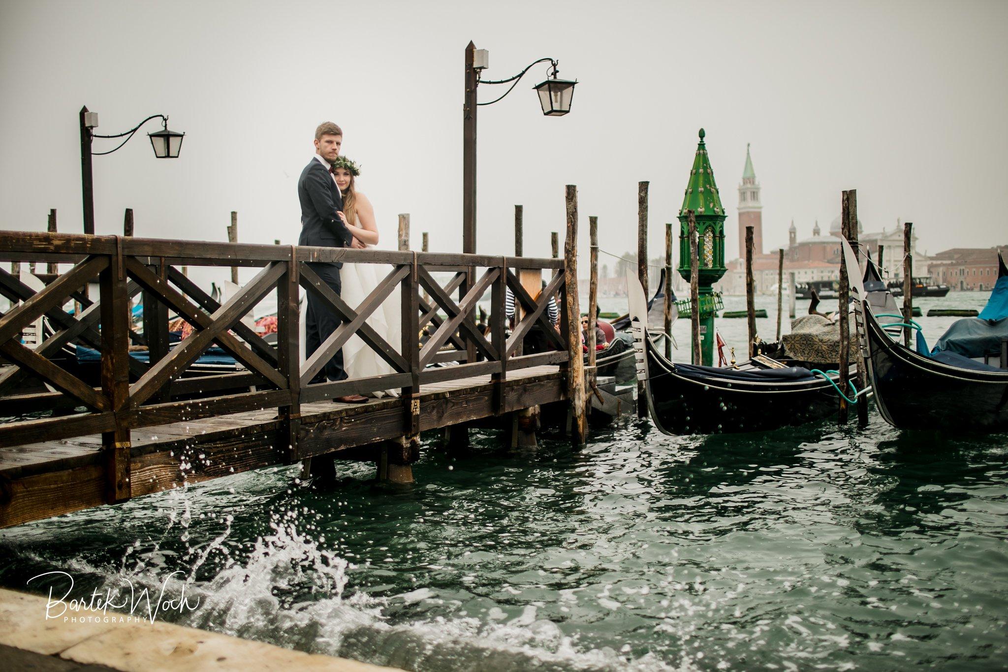 fotografia ślubna, ślub, wesele, slub, zabawa, wedding, party, 0206 Patrycja+Dawid i sesja portretowa w Wenecji