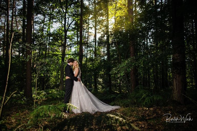 fotografia ślubna, ślub, wesele, slub, zabawa, wedding, party, bartekwoch_plener_0164_fotograf(pp_w768_h512) Sara+Misiek i luźna sesja w lesie