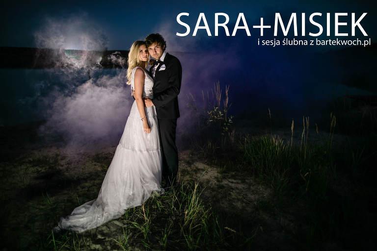 fotografia ślubna, ślub, wesele, slub, zabawa, wedding, party, bartekwoch_selecte_0163(pp_w768_h512) Sara+Misiek i luźna sesja w lesie