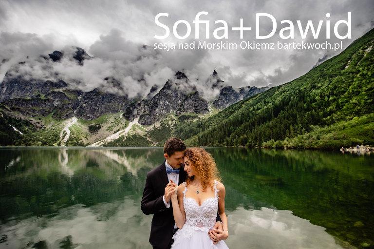 fotografia ślubna, ślub, wesele, slub, zabawa, wedding, party, bartekwoch_0001(pp_w768_h511) Sofia & Dawid i ekstremalna sesja nad Morskim Okiem